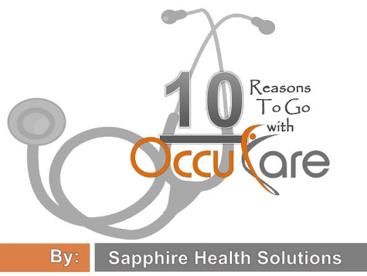 10 Reasons to go with OccuCare