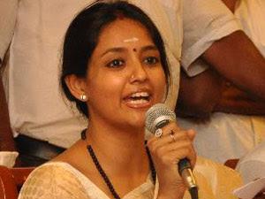 Ranjitha Slammed Jayendirar