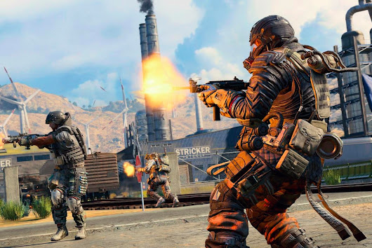 Call of Duty: Black Ops 4's Blackout mode is like PUBG without the jank