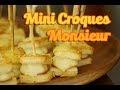 Idée Recette Croque Monsieur Original