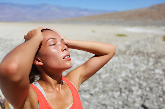 Tips to Exercising in the Heat  - FitFarms Blog