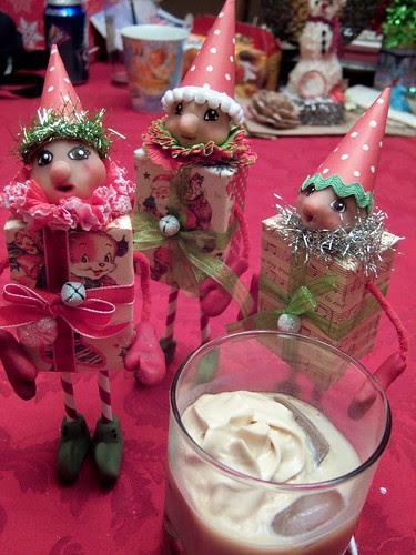 we made elves