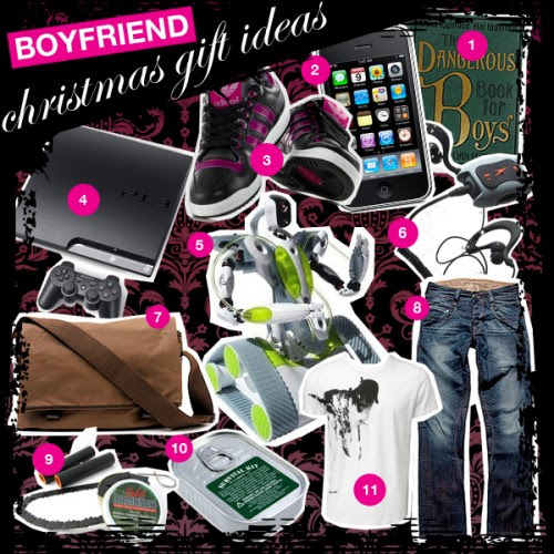 Christmas Gift Ideas For Teenage Boyfriend