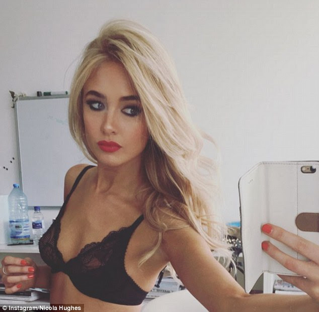 'A gross, vile human': Made In Chelsea's Nicola  let rip at her cheating ex-boyfriend, Alex Mytton, in a scathing new interview