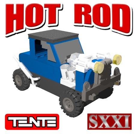 Hot Rod Tente SXXI ldr file