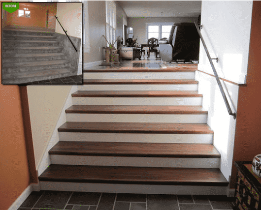 How To Save Money Remodeling Your Stairs