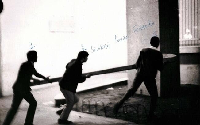 Logo que se instaurou o golpe, várias universidades foram invadidas. Foto: Arquivo Brasil Nunca Mais