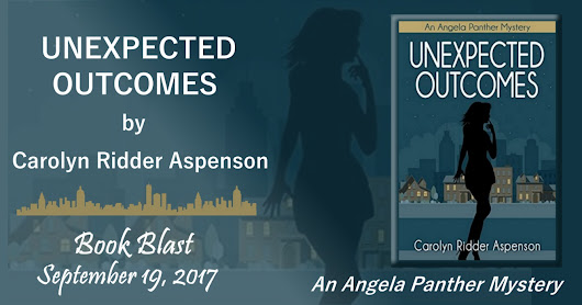 #Giveaway Unexpected Outcomes by Carolyn Ridder Aspenson Blast by Partners in Crime