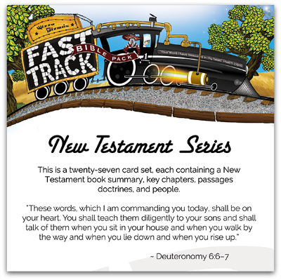 Wizzy Gizzmo Fast Track Bible Pack: A TOS Review