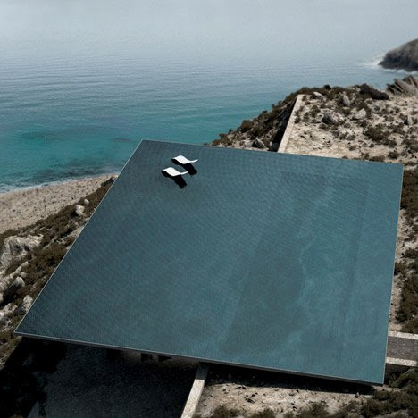 Mirage house by Kois Architects to feature rooftop infinity pool