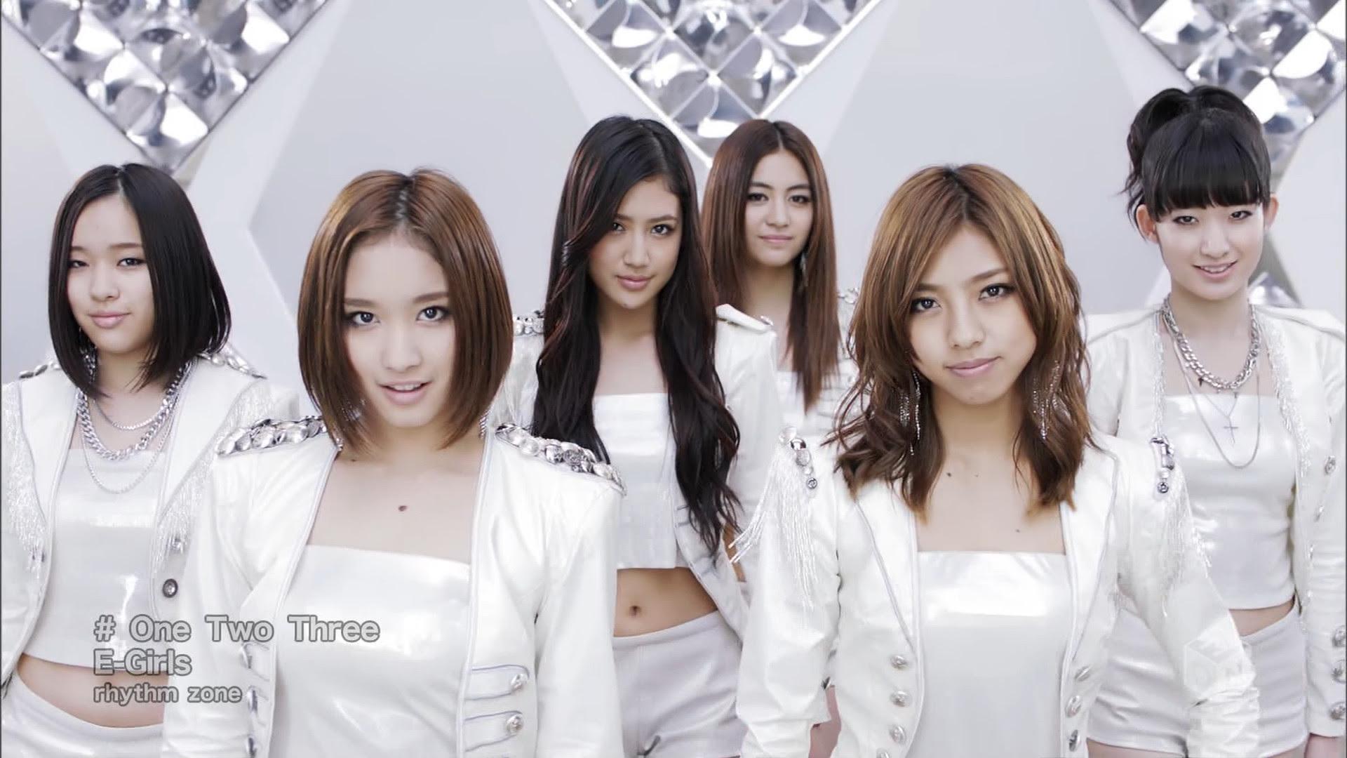 玩具箱 One Two Three E Girls