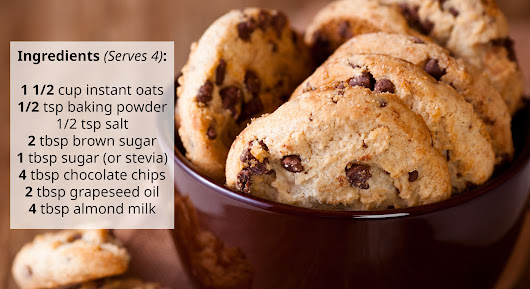 Healthy Chocolate Chip Cookie Recipe – delivery.com Blog