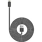 Kanex - Lightning cable - Black - 3.3 ft - M 4 pin USB Type A to M Apple Lightning