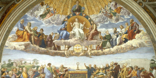 Holy Thursday & Corpus Christi - Eucharist, The Body of Christ - Crossroads Initiative