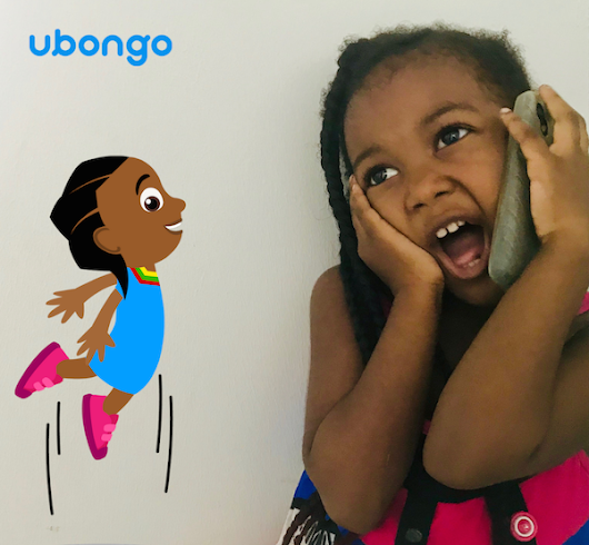 Learning Through Feature Phones | Ubongo Educational Content on The 3-2-1 Service - Ubongo