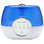PureGuardian 120-Hour 2-gallon Ultrasonic Warm and Cool Mist Humidifier with Aroma Tray