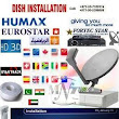 All Kind Of Satellite Dish Antenna Installation Dubai