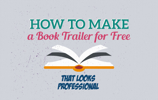 How to Make a Book Trailer for Free (that Looks Professional) by PowToon!