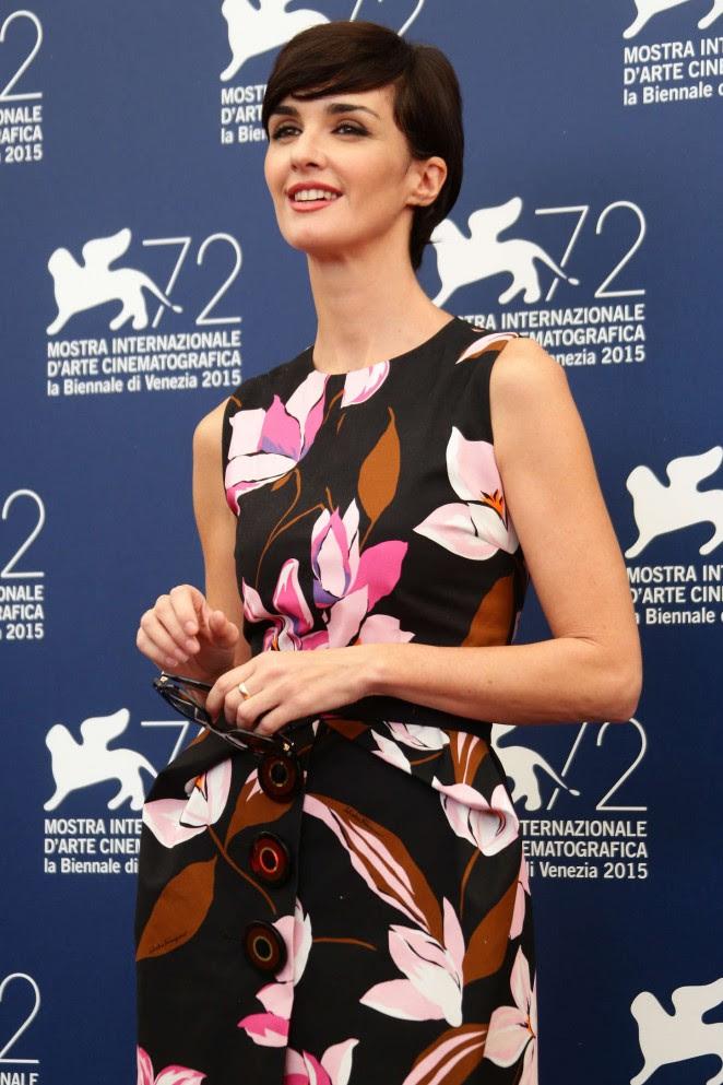Paz Vega: 72nd Venice Film Festival Jury Photocall -01