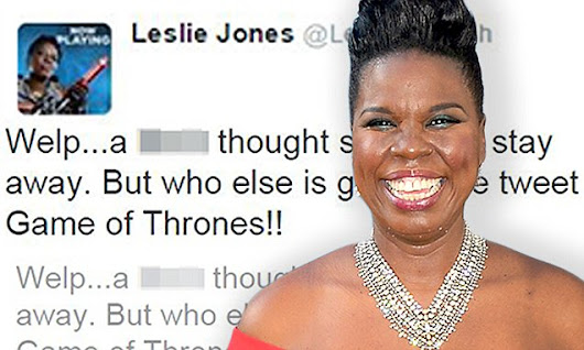 Leslie Jones returns to Twitter after quitting due to racist abuse