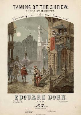 opera scene poster