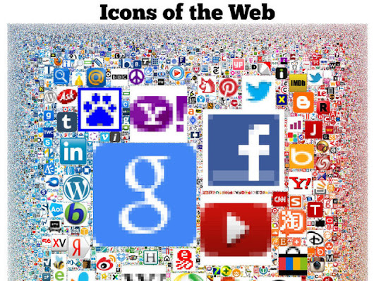 Icons of the Web Poster