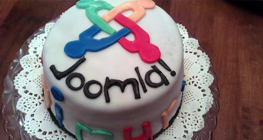 Happy 9th Birthday Joomla