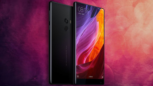 Watch Out iPhone, Xiaomi's Mi Mix Is Coming For You!