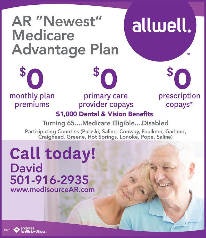 Arkansas Medicare Supplement Insurance - Free Medicare ...