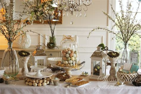 SPRING BRIDAL SHOWER, PART I   StoneGable