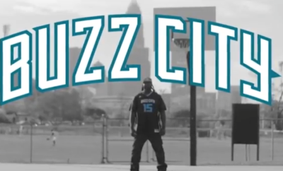 Enter the Swarm : Watch the Hornets' NBA Playoff Video Featuring Bluz – Carolina STYLE Magazine