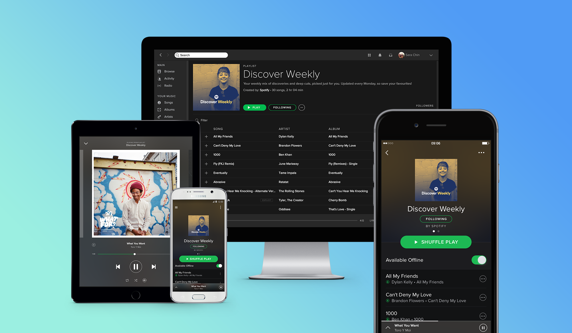 Spotify to stir up Vietnamese and Thai music streaming markets