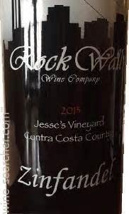 2014 Rock Wall Wine Company Jesse's Vineyard Z