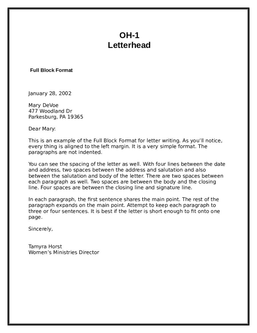 13 sample letter writing informal sample informal letter