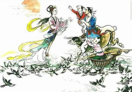 Four Chinese Folk Love Stories - ChinaFlower214