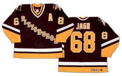 Pittsburgh Penguins 94-95 jersey