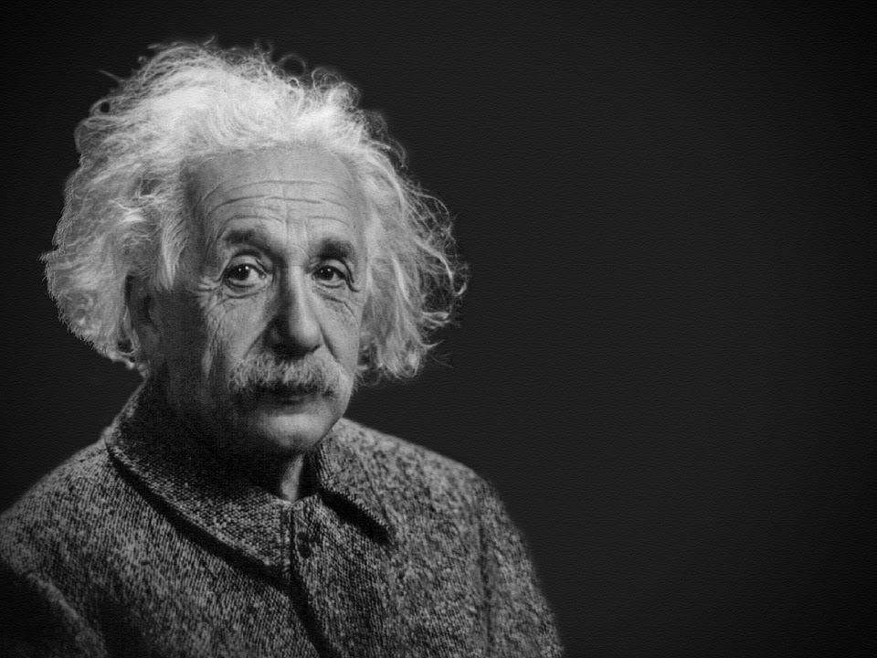 Albert Einstein The Definition Of Insanity Is Doing The Same Thing