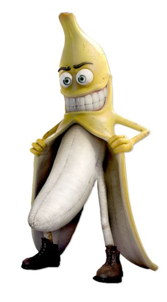 funny banana png official psds