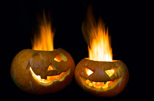 Learn How To Make A Halloween Pumpkin In 5 Easy Steps