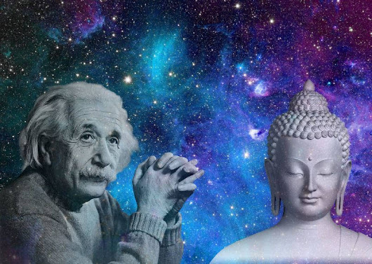 The Fusion of Einstein and Buddha: Spiritual Science Creates a New Vision of Reality