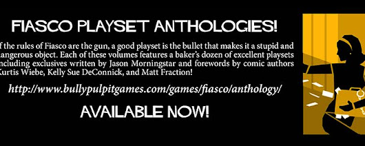 Toil and Trouble | Fiasco Playsets: The Definitive Collection of Playsets for the Fiasco RPG