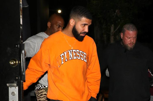 "Designer Behind Drake's Orange ""Finesse"" Sweater Says His Blowup ""Was Perfect Timing"" - BlessingBlog"