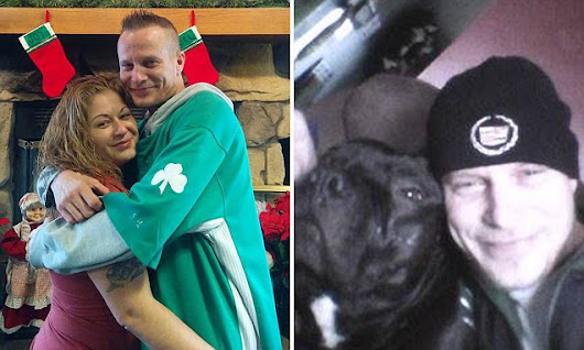 man, 40, mauled to death by pet pit bull on Christmas