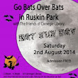Bats - Wired for Sound? - Friends of Carnegie Library