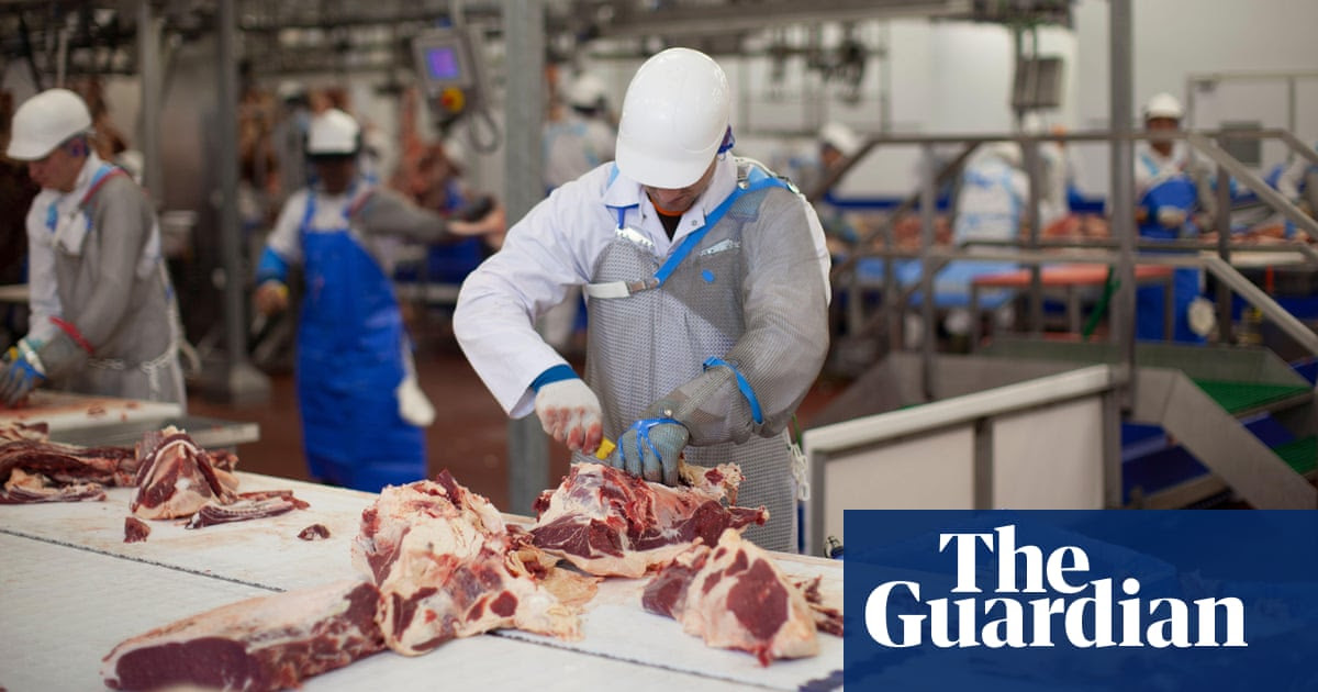 U-turn expected on temporary visas for non-UK butchers