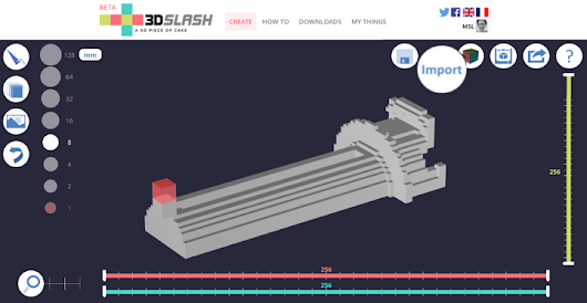 3D Slash Software Partners with YouMagine and Sketchfab
