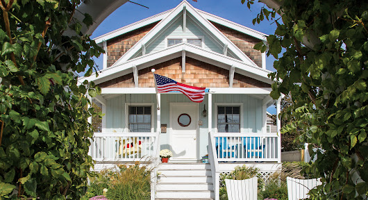 New Jersey Coastal Cottage - The Cottage Journal