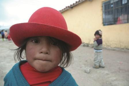 Child red hat