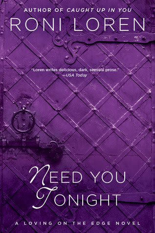 Need You Tonight (Loving On The Edge, #5)