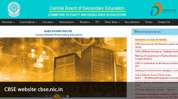 CBSE 10th result 2017, cbseresults.nic.in, cbse.nic.in, CBSE 10th result time